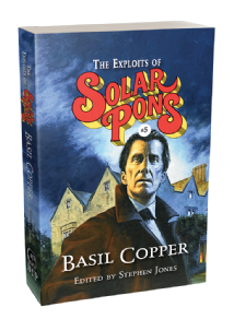 The Exploits of Solar Pons #5 [paperback] By Basil Copper